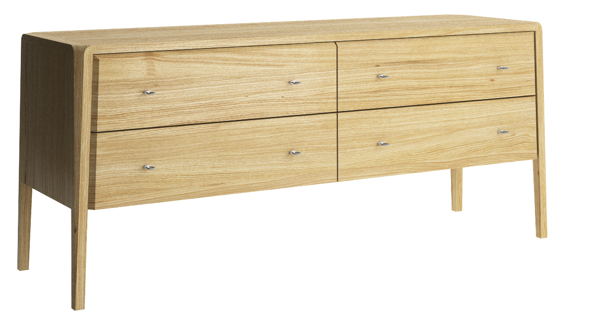 Joy Wide chest of drawers
