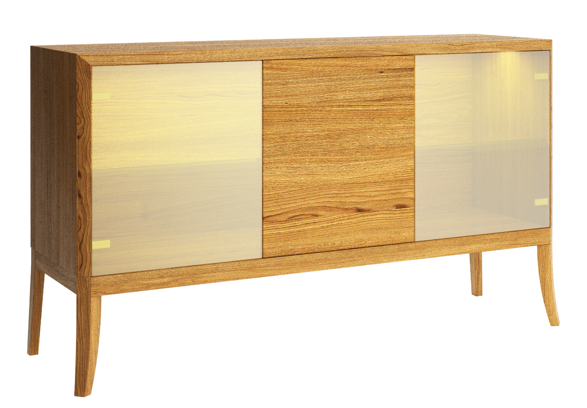 Dream Sideboard 3 glazed