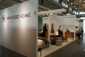 Debut of Swarzędz Home at the exhibition