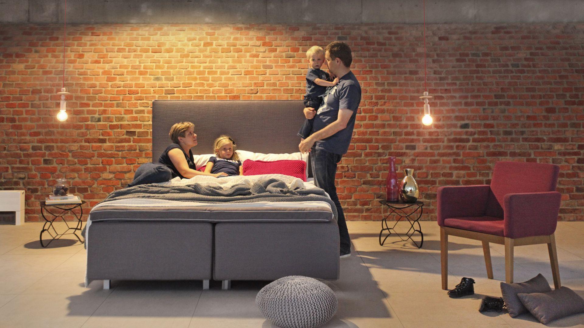 Comfortable loft