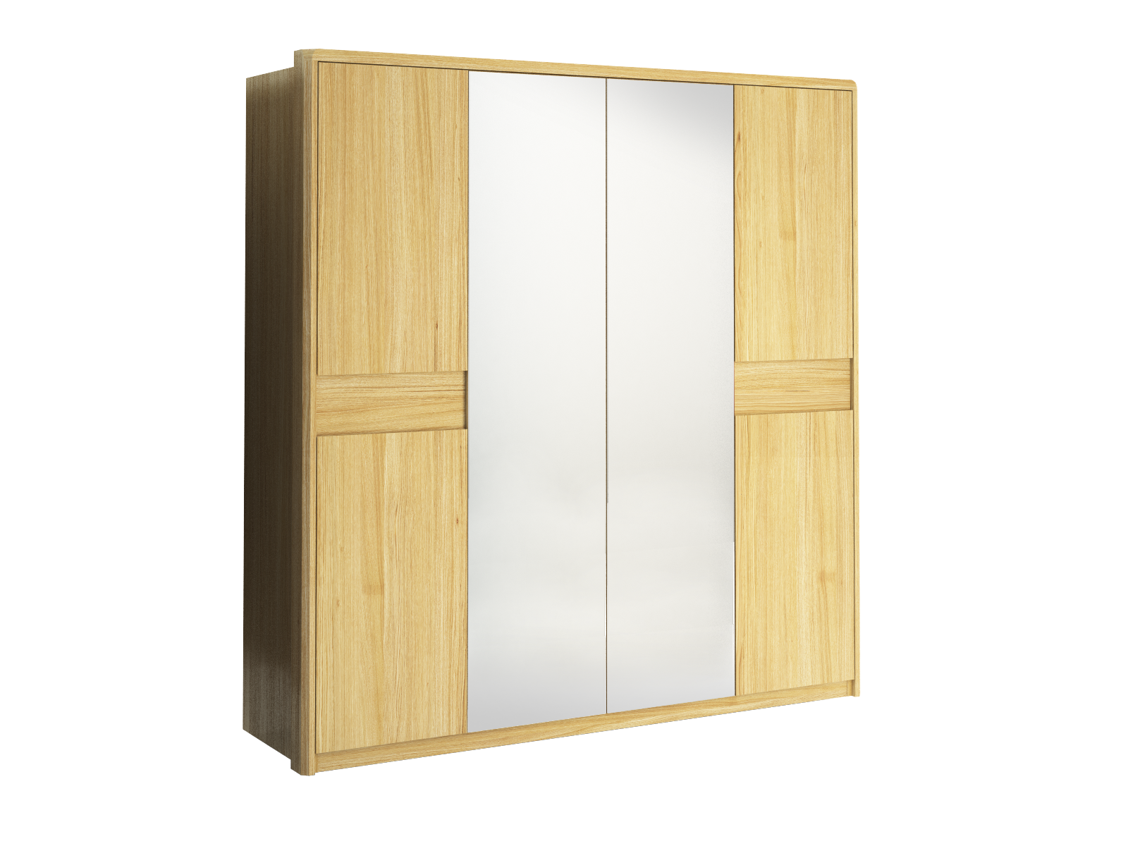 Joy 4 door wardrobe