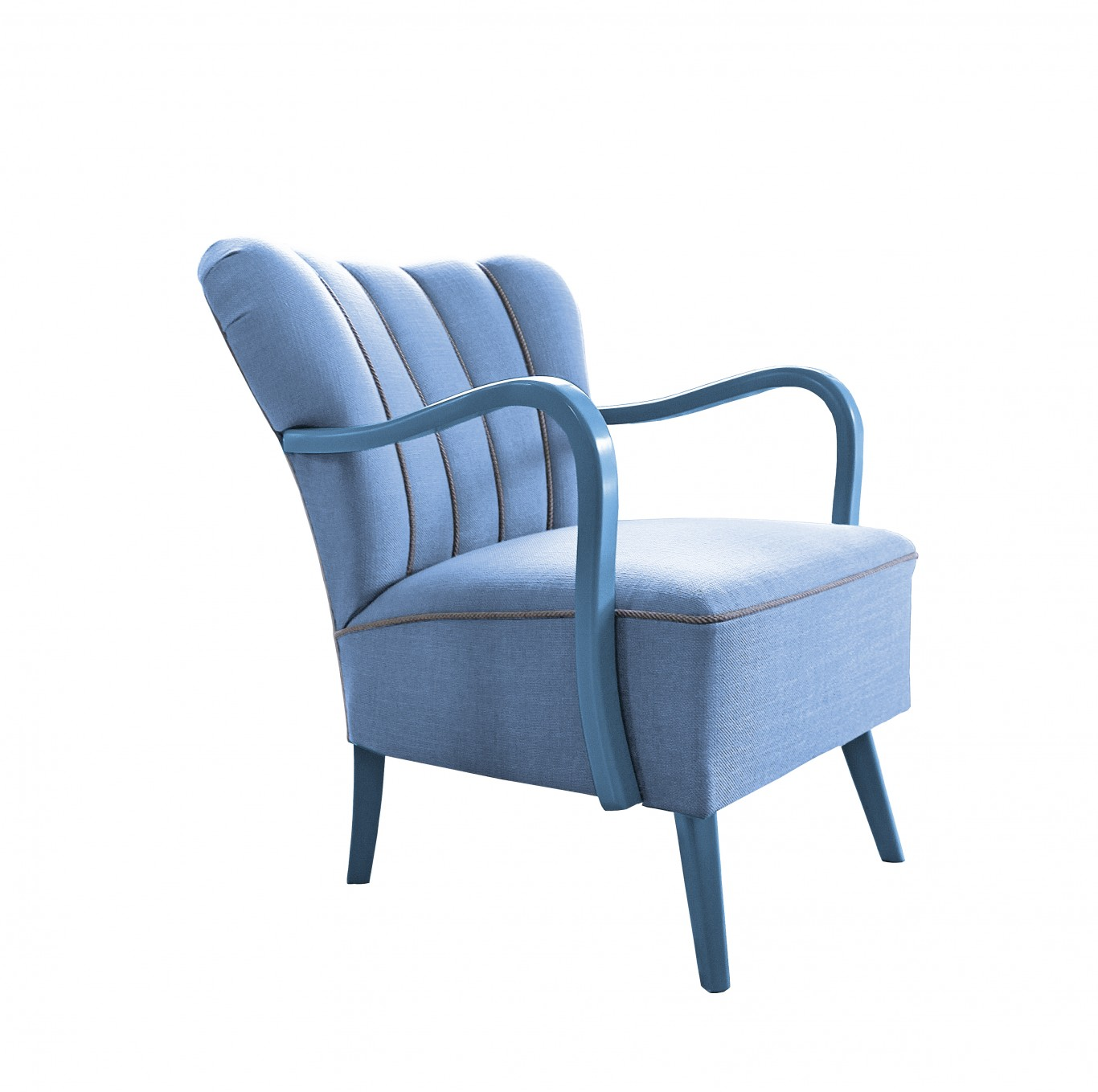 Piu armchair