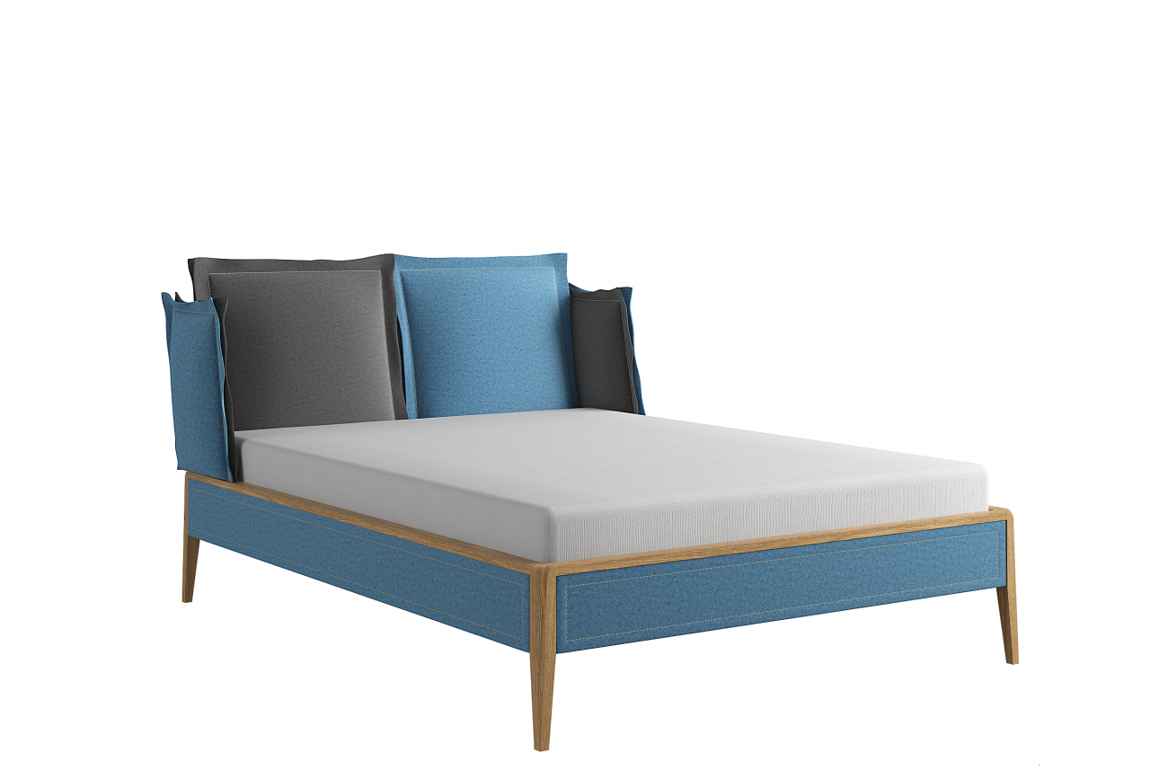 Skey Luxury Bed 160 or 180