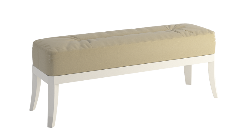 Dream Pure enamel Bench