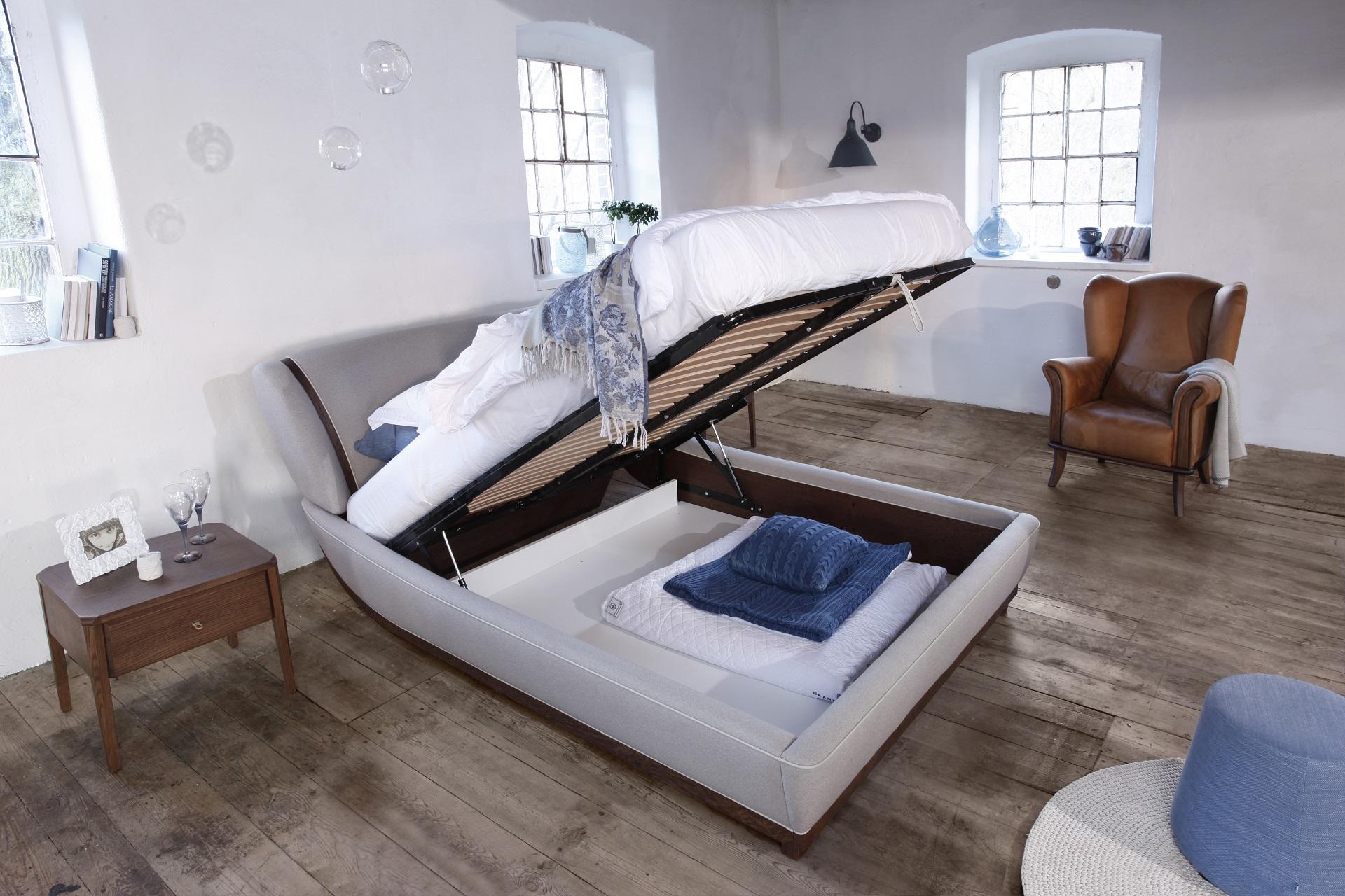 Joy Luxury Bed 160 or 180
