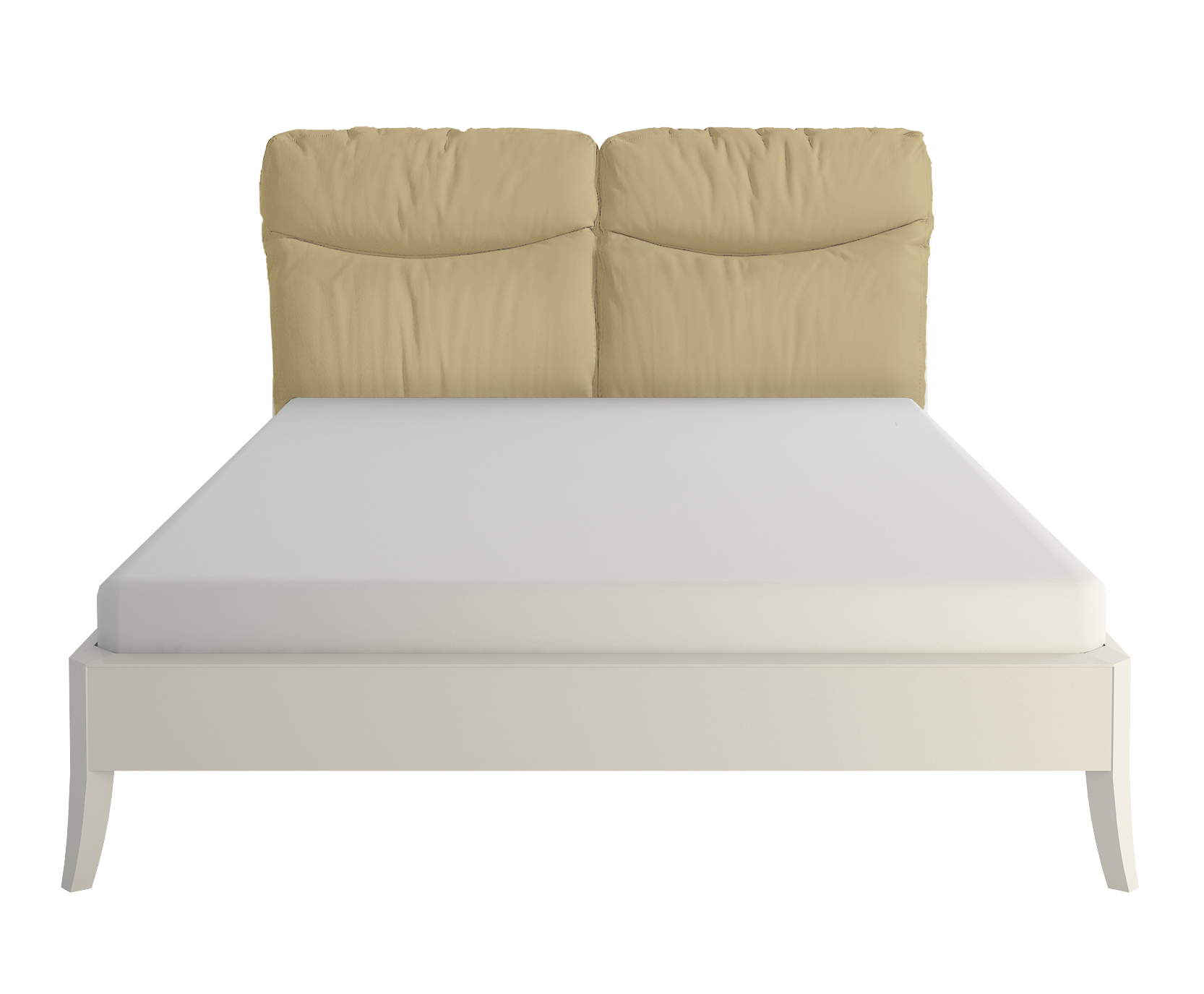 Dream Pure enamel Bed 160 or 180