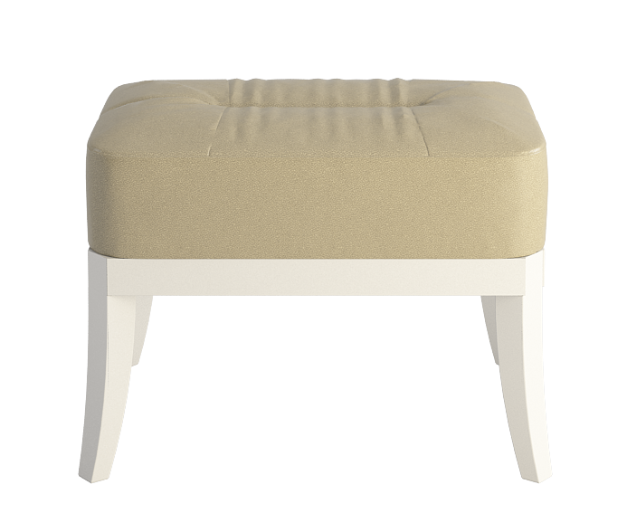 Dream Pure enamel Pouf