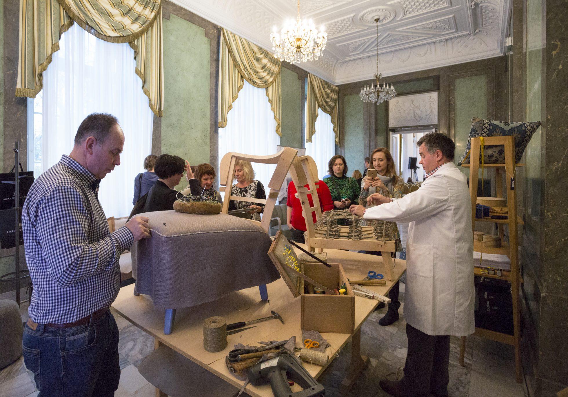 Piu – swarzędzki klasyk na konferencji w Pałacu