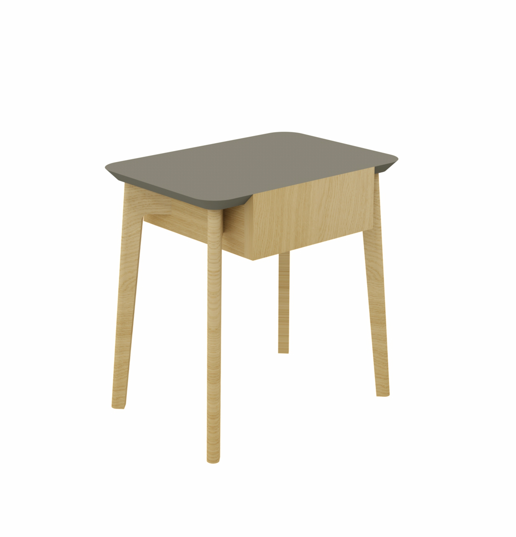 SiSi small table with a drawer