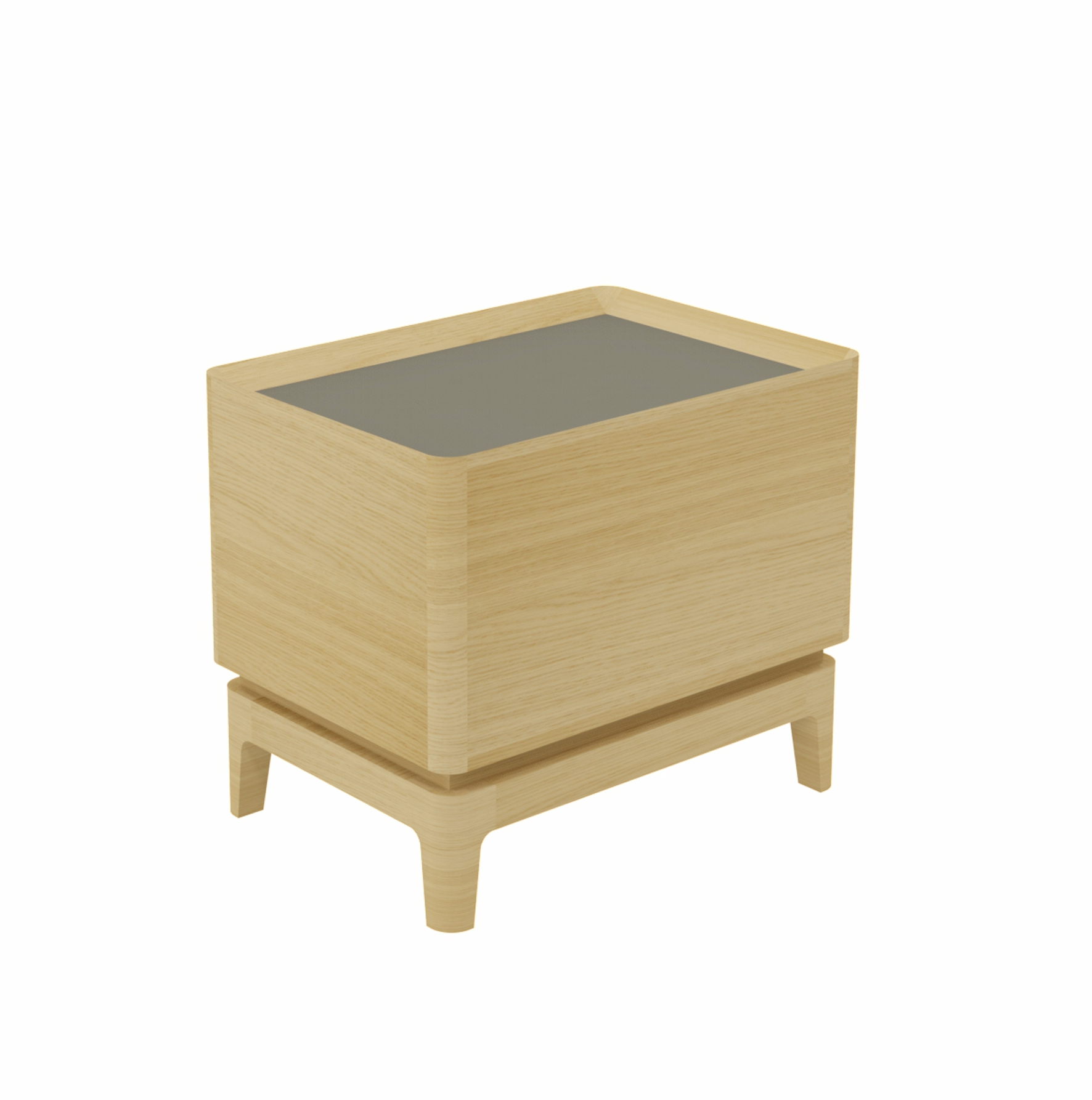 SiSi bedsite table
