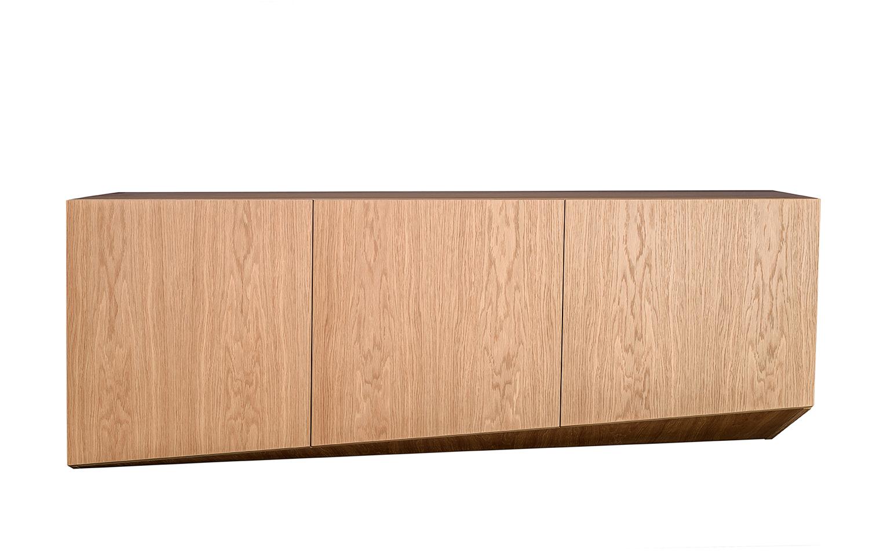 Brinkk wall-hung sideboard