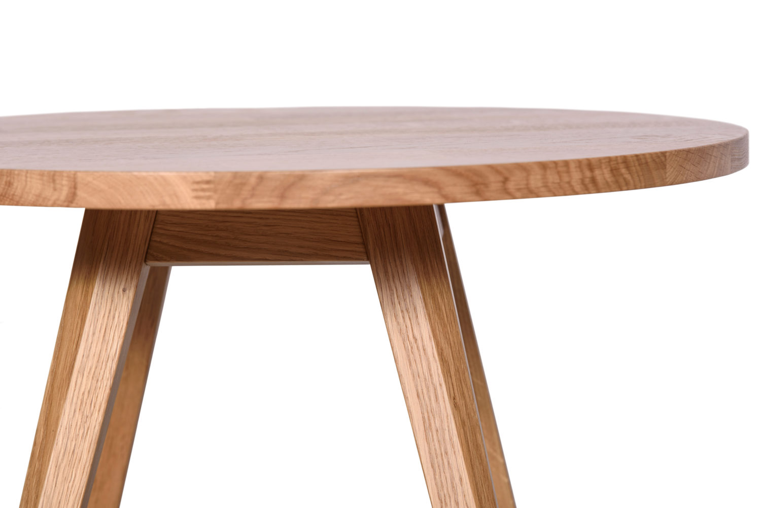 Skey Coffee table A – table top massive oak or enamel